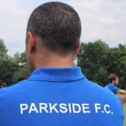 Parkside FC - Football team badge