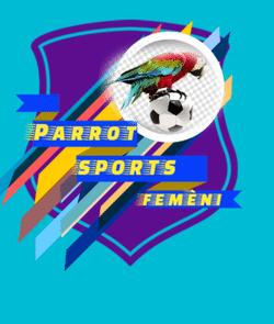 PARROT SPORTS FEMENI team badge
