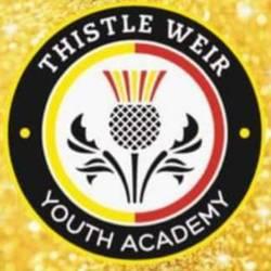 Patrick Thistle U13 team badge