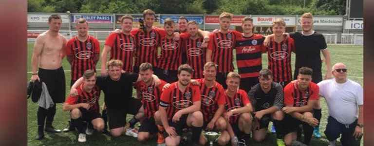 Pelham Arms - Division Three team photo