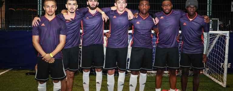 PH1 FC team photo