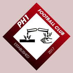 PH1 Women FC team badge