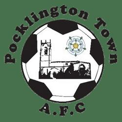 Pocklington Town FC Ladies team badge