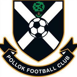 Pollok Utd 2009s team badge