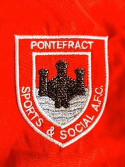 Pontefract Sports & Social Juniors U12's team badge