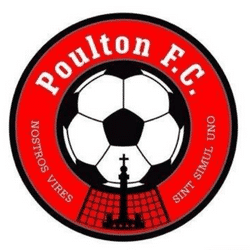 Poulton Reserves team badge