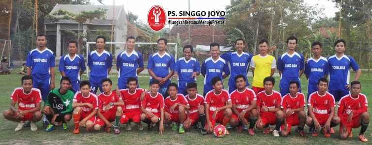 PS. SINGGO JOYO team photo