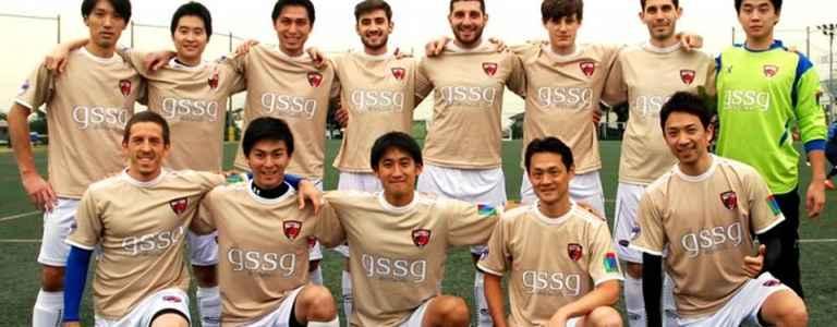 PUMAS FC team photo