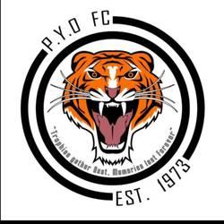 PYO FC team badge