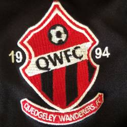 Quedgeley Wanderers (YOUTH) U10 Reds team badge