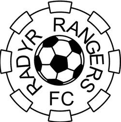 Radyr Rangers FC - Two team badge