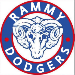 Ramsbottom United Juniors U9 Dodgers team badge