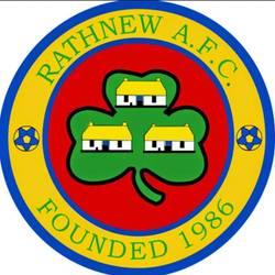Rathnew AFC Over 35s team badge