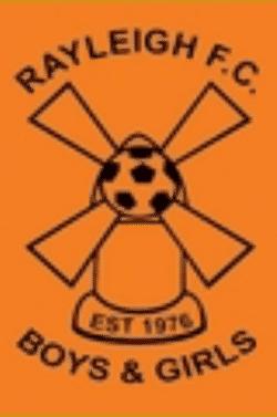 Rayleigh Boys Y U12 Green team badge
