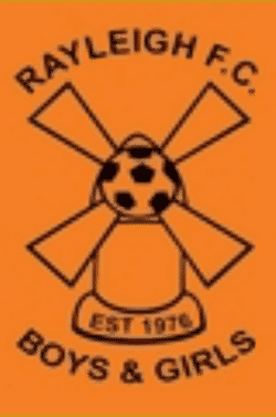 Rayleigh Boys Y U12 Red - UNDER 11 SECTION team badge