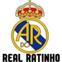 Real Ratinho team badge
