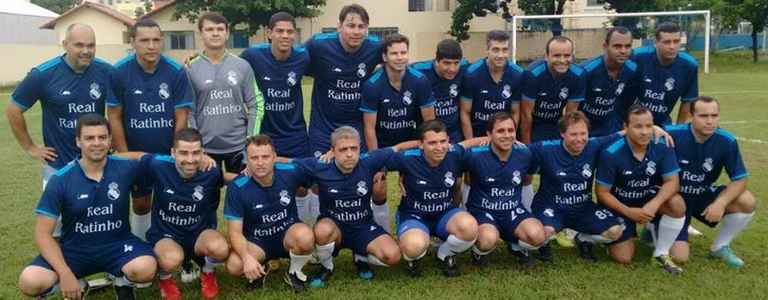 Real Ratinho team photo