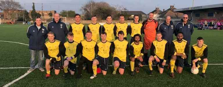 Real Rosehill Firsts team photo