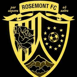 Real Rosemont team badge