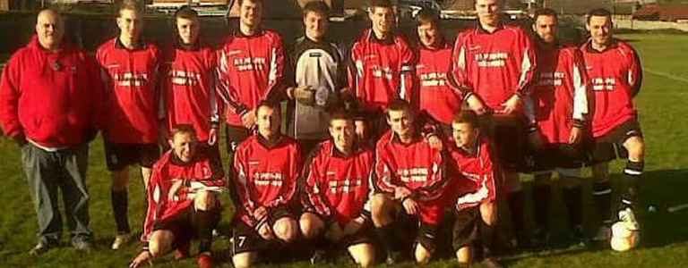 Red Dogs FC team photo