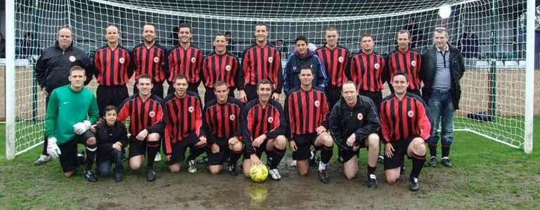 Red Star Northfield team photo