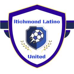 Richmond Latinos United team badge