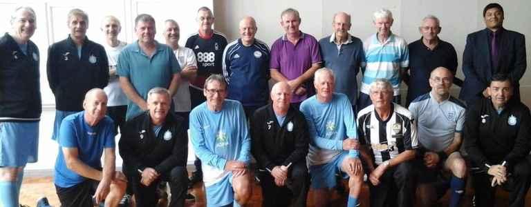 Risley Kicks team photo