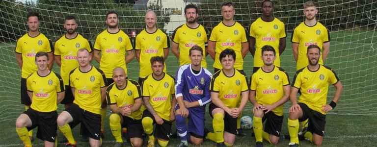 Rivets FC First - Premier Division team photo