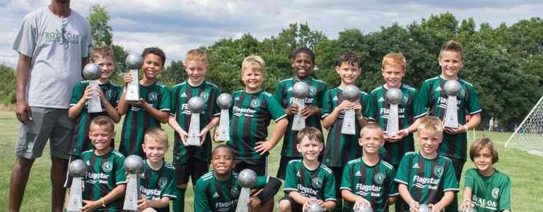 ROFC 2010 DA team photo