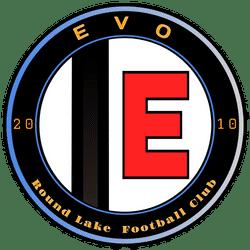 Round Lake Evolution FC team badge