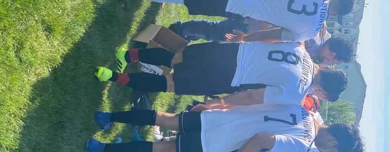 Round Lake Evolution FC team photo