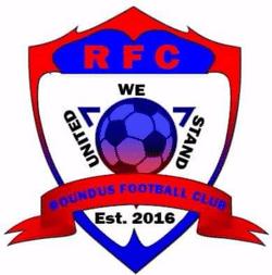 Roundus Football Club team badge