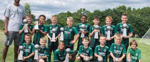Royal Oak Football Club 2010 Green