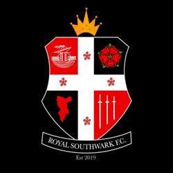 Royal Southwark F.C team badge