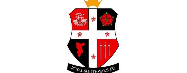 Royal Southwark F.C team photo