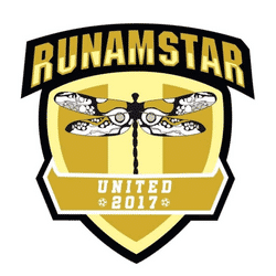 Runam Star United team badge