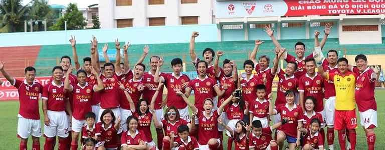 Runam Star United team photo