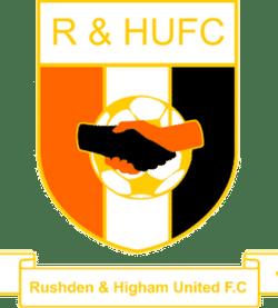 Rushden And Higham United team badge