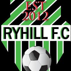 Ryhill Under 15's team badge