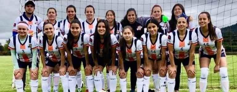 Sabana Club SC-17 Femenino team photo