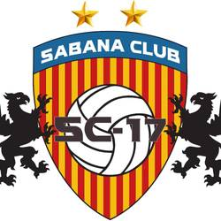Sabana Club SC-17 Masculino team badge