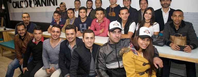 Sabana Club SC-17 Masculino team photo
