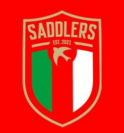 Saddlers Football Club team badge