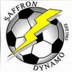 Saffron Dynamo FC team badge