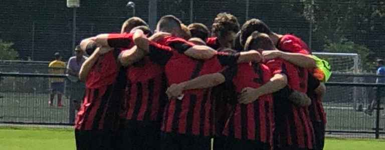 Saffron Dynamo FC team photo