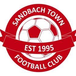 Sandbach Town - One team badge