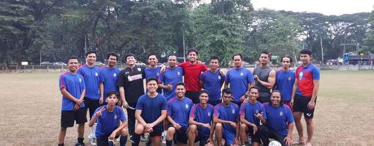 Sandfield FC team photo