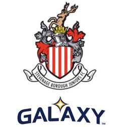 SBJFC GALAXY U14 team badge