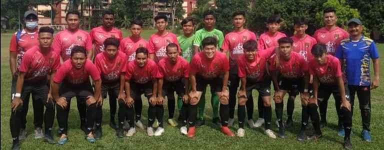SELANGOR ELITE FC team photo