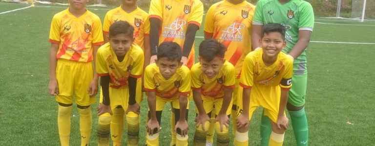 SELANGOR ELITE U12 team photo